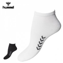 Hummel 3-Pack Ankle Sock, Low